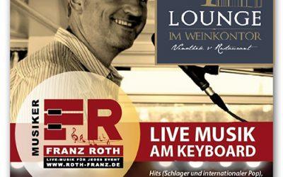 Franz Roth LIVE -pausiert