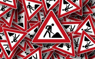 Achtung: Geänderte Zufahrt wegen Baustelle UPDATE