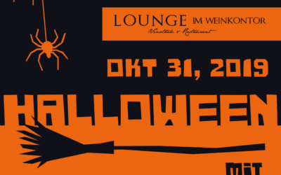 HALLOWEEN in der LOUNGE