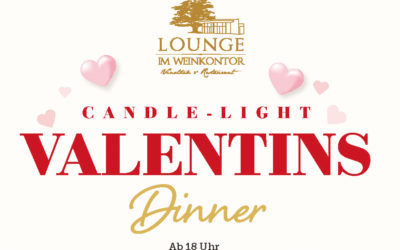 Candlelight Dinner 14.02.2020